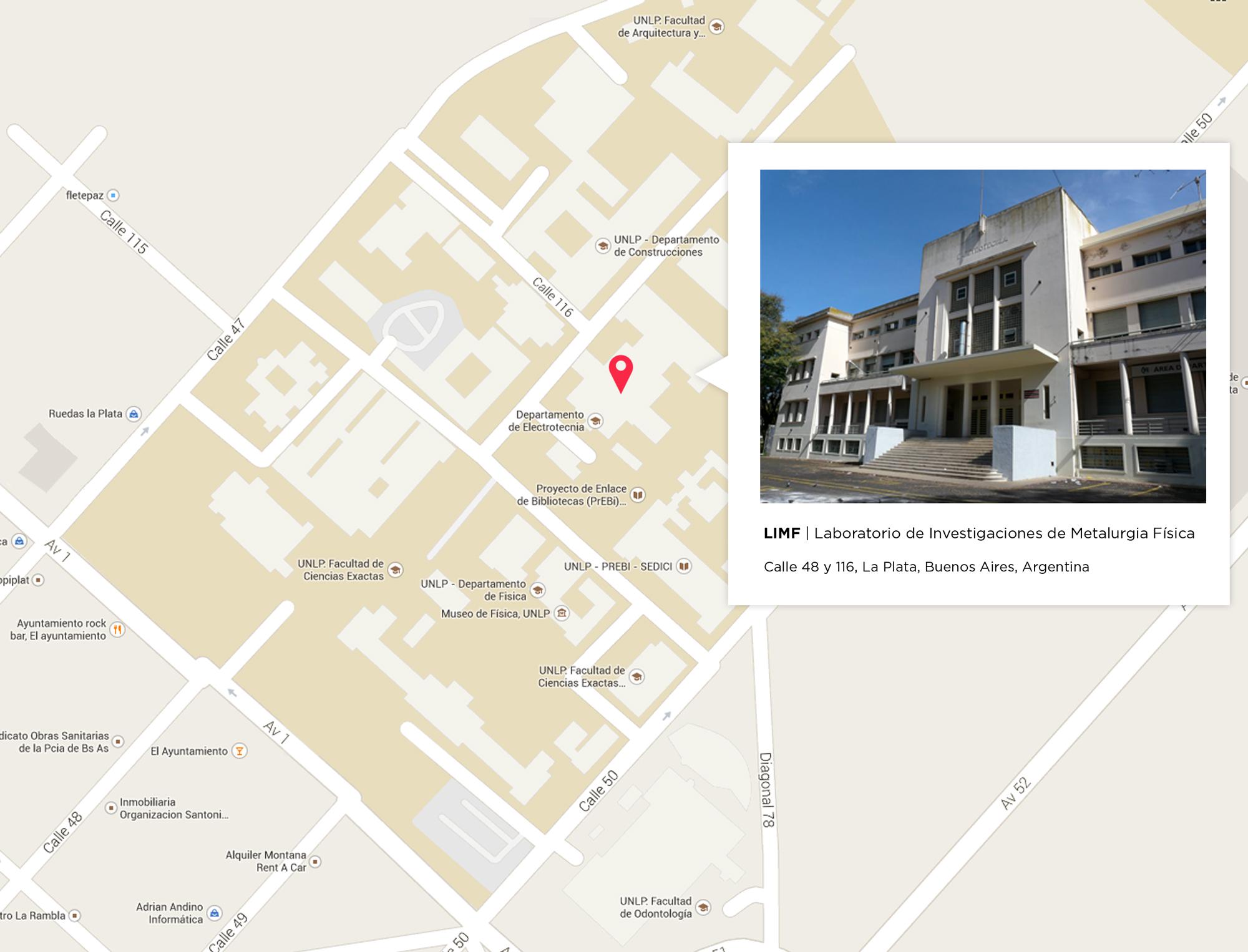 LIMF | Localización +